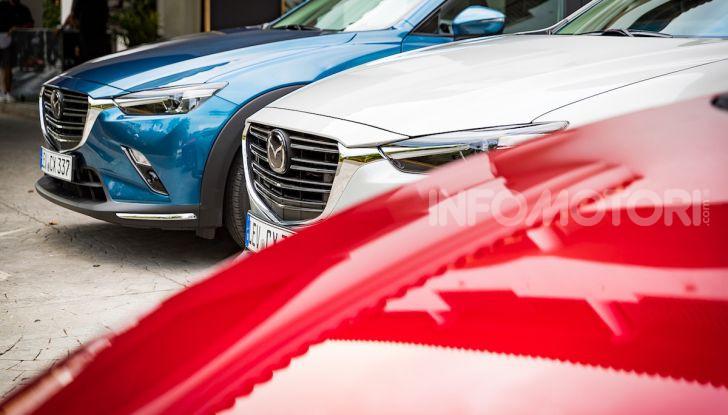 Prova nuova Mazda CX-3 2018: Stile, Diesel e guida sportiva! - Foto 24 di 37