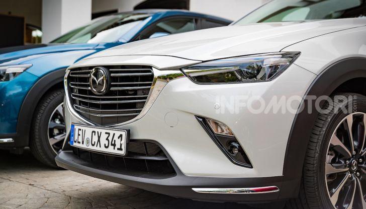Prova nuova Mazda CX-3 2018: Stile, Diesel e guida sportiva! - Foto 25 di 37