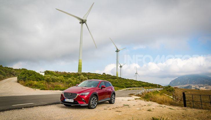 Prova nuova Mazda CX-3 2018: Stile, Diesel e guida sportiva! - Foto 28 di 37