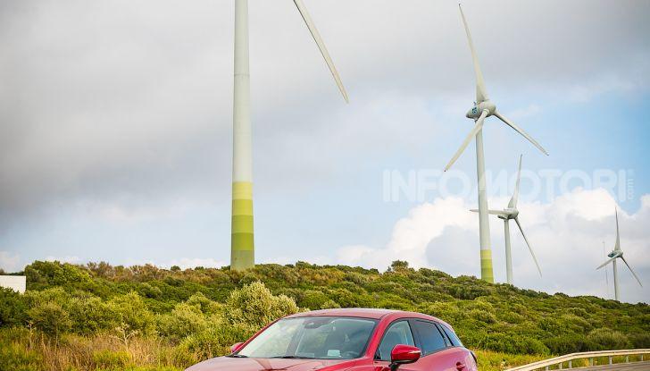 Prova nuova Mazda CX-3 2018: Stile, Diesel e guida sportiva! - Foto 29 di 37