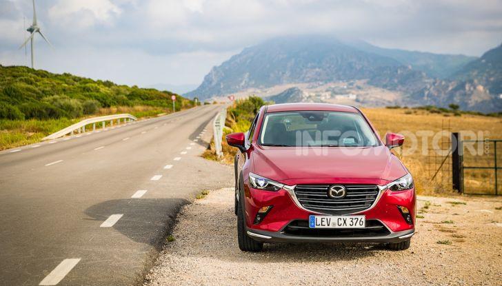 Prova nuova Mazda CX-3 2018: Stile, Diesel e guida sportiva! - Foto 30 di 37