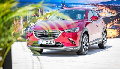 Prova nuova Mazda CX-3 2018: Stile, Diesel e guida sportiva!