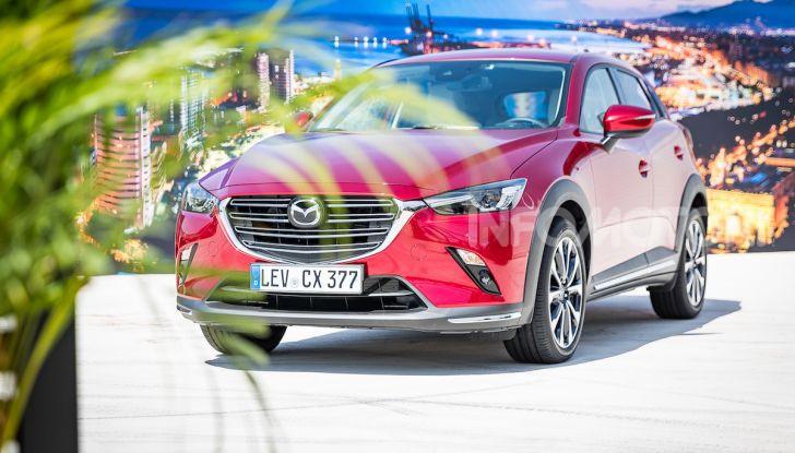 Prova nuova Mazda CX-3 2018: Stile, Diesel e guida sportiva! - Foto 1 di 37