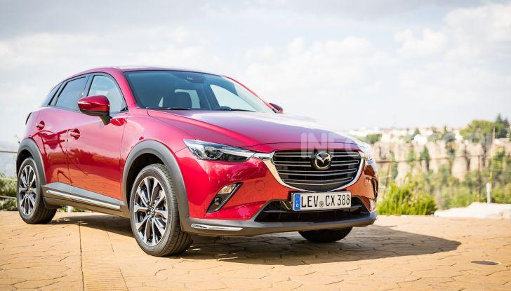 Prova nuova Mazda CX-3 2018: Stile, Diesel e guida sportiva! - Foto 2 di 37