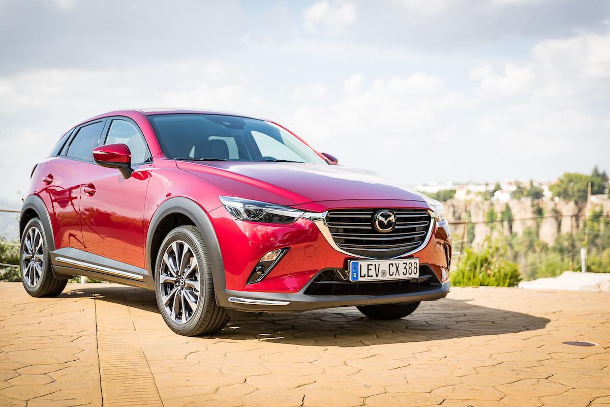 Mazda CX-3 2018 Test Drive