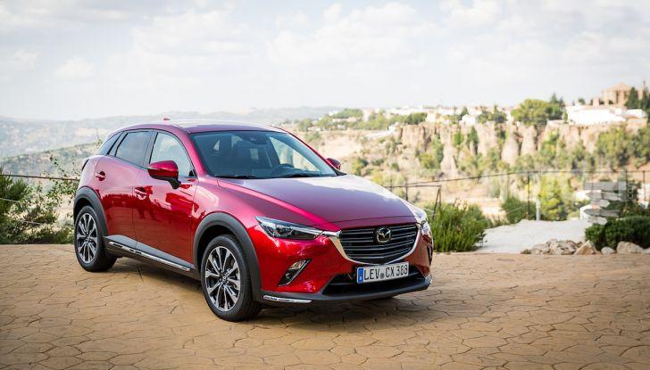 Prova nuova Mazda CX-3 2018: Stile, Diesel e guida sportiva! - Foto 7 di 37