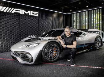 Mercedes-AMG ONE: La Hypercar da 1.000CV con motore da Formula 1