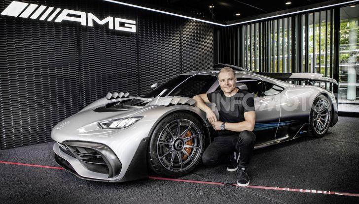 Mercedes-AMG ONE: La Hypercar da 1.000CV con motore da Formula 1 - Foto 1 di 7