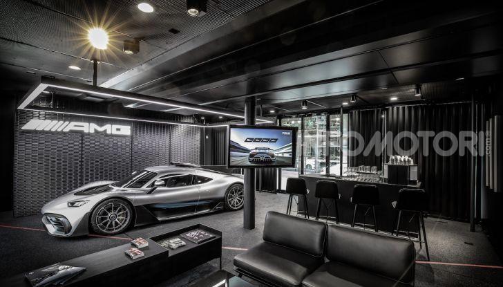 Mercedes-AMG ONE: La Hypercar da 1.000CV con motore da Formula 1 - Foto 4 di 7