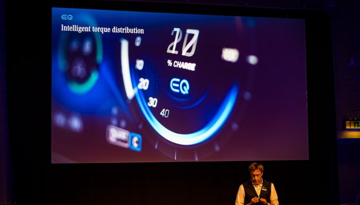 Mercedes-Benz EQC, Recensione LIVE: i tedeschi alla conquista dell'elettrico - Foto 24 di 49