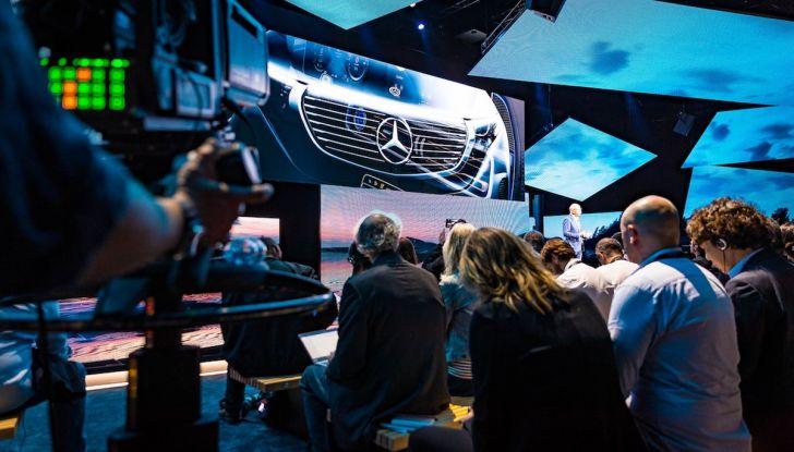 Mercedes-Benz EQC, Recensione LIVE: i tedeschi alla conquista dell'elettrico - Foto 30 di 49