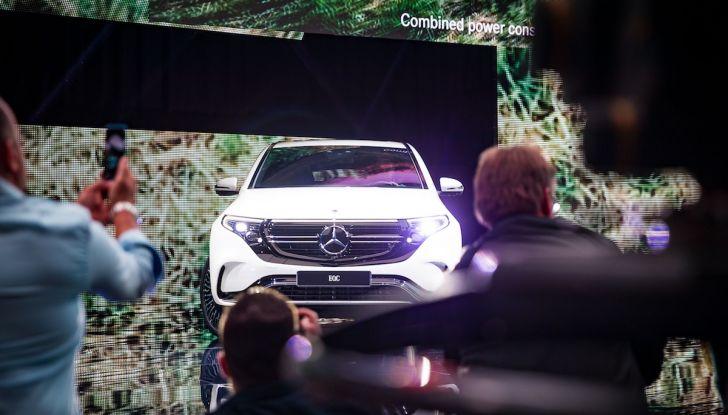 Mercedes-Benz EQC, Recensione LIVE: i tedeschi alla conquista dell'elettrico - Foto 35 di 49
