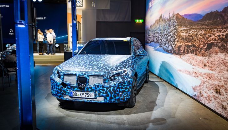 Mercedes-Benz EQC, Recensione LIVE: i tedeschi alla conquista dell'elettrico - Foto 9 di 49