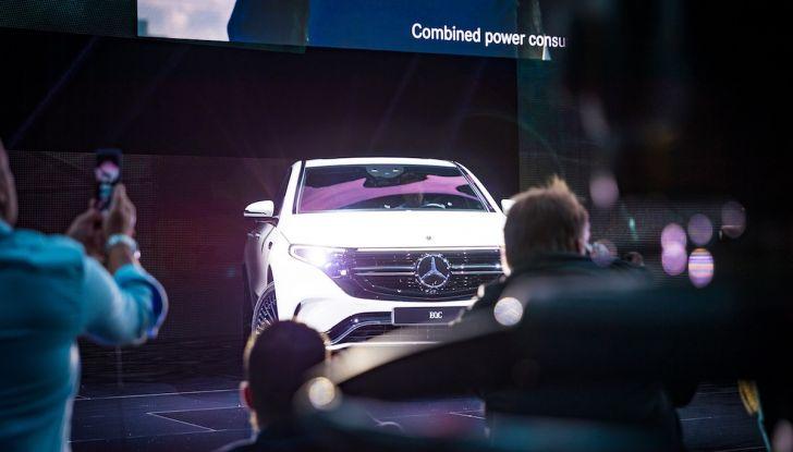 Mercedes-Benz EQC, Recensione LIVE: i tedeschi alla conquista dell'elettrico - Foto 36 di 49