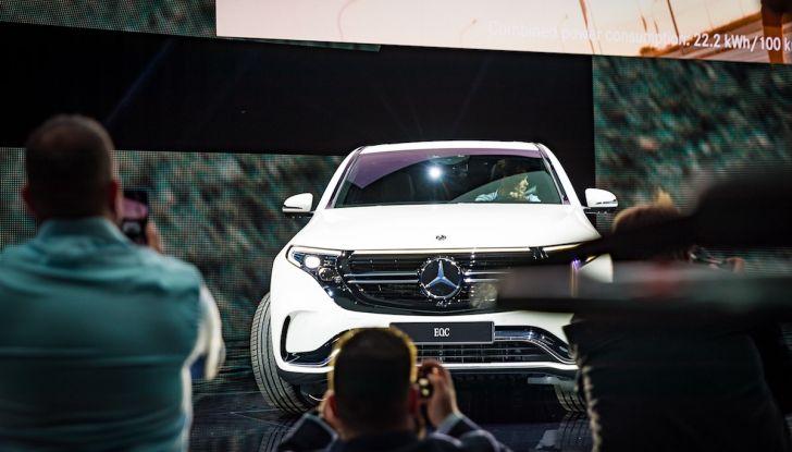 Mercedes-Benz EQC, Recensione LIVE: i tedeschi alla conquista dell'elettrico - Foto 37 di 49