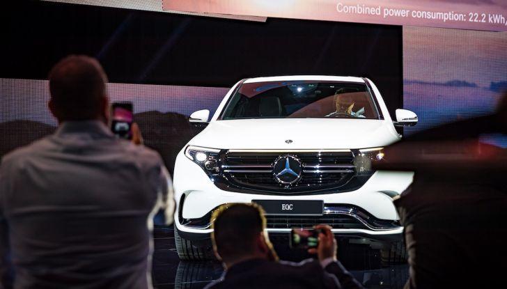 Mercedes-Benz EQC, Recensione LIVE: i tedeschi alla conquista dell'elettrico - Foto 38 di 49