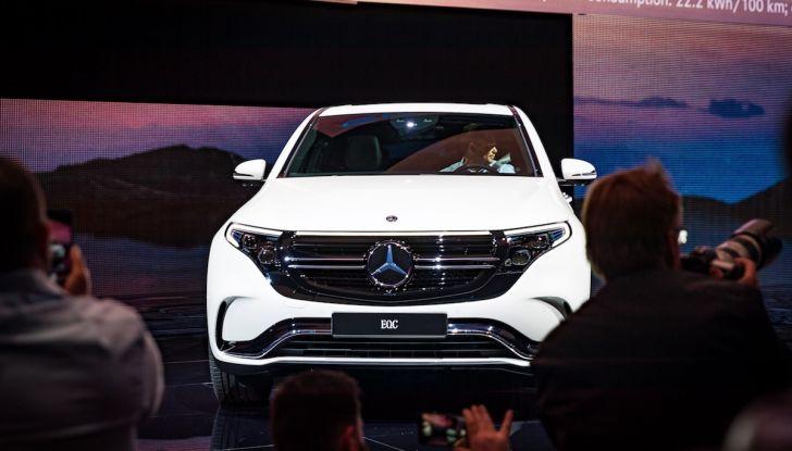 Mercedes-Benz EQC, Recensione LIVE: i tedeschi alla conquista dell'elettrico - Foto 2 di 49