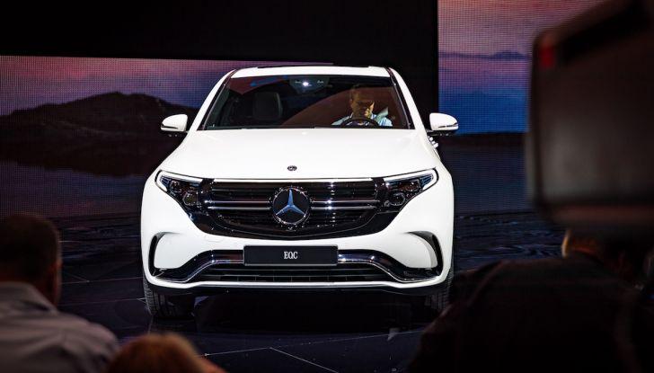 Mercedes-Benz EQC, Recensione LIVE: i tedeschi alla conquista dell'elettrico - Foto 39 di 49