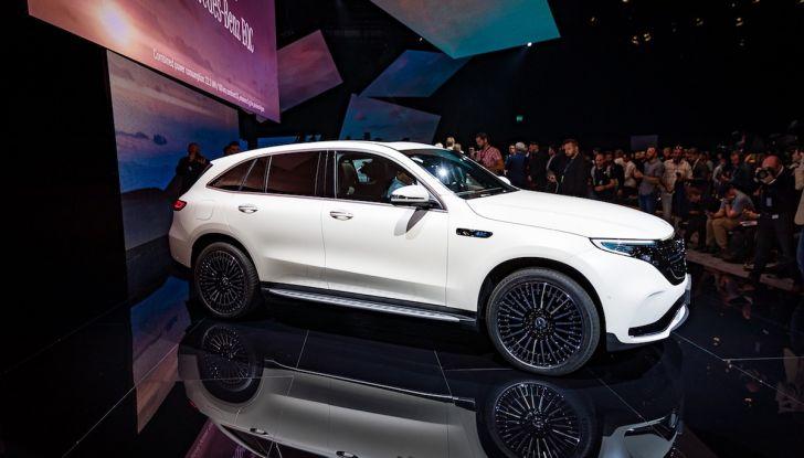 Mercedes-Benz EQC, Recensione LIVE: i tedeschi alla conquista dell'elettrico - Foto 3 di 49