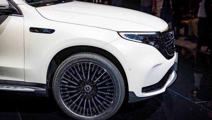 Mercedes-Benz EQC, Recensione LIVE: i tedeschi alla conquista dell'elettrico - Foto 5 di 49