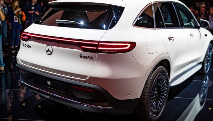 Mercedes-Benz EQC, Recensione LIVE: i tedeschi alla conquista dell'elettrico - Foto 4 di 49