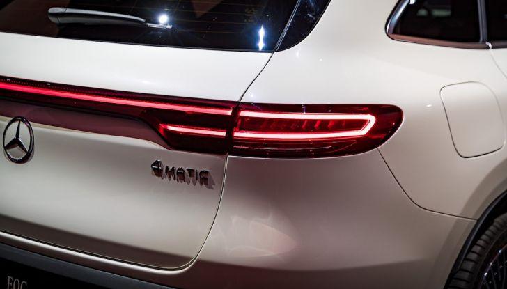 Mercedes-Benz EQC, Recensione LIVE: i tedeschi alla conquista dell'elettrico - Foto 40 di 49