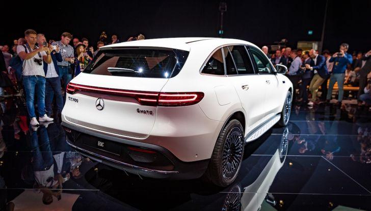 Mercedes-Benz EQC, Recensione LIVE: i tedeschi alla conquista dell'elettrico - Foto 41 di 49