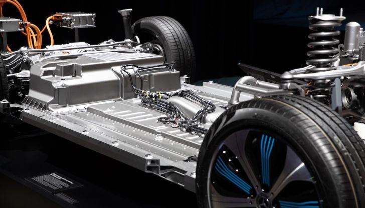 Mercedes-Benz EQC, Recensione LIVE: i tedeschi alla conquista dell'elettrico - Foto 10 di 49