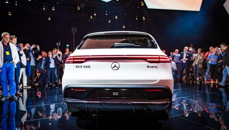 Mercedes-Benz EQC, Recensione LIVE: i tedeschi alla conquista dell'elettrico - Foto 42 di 49