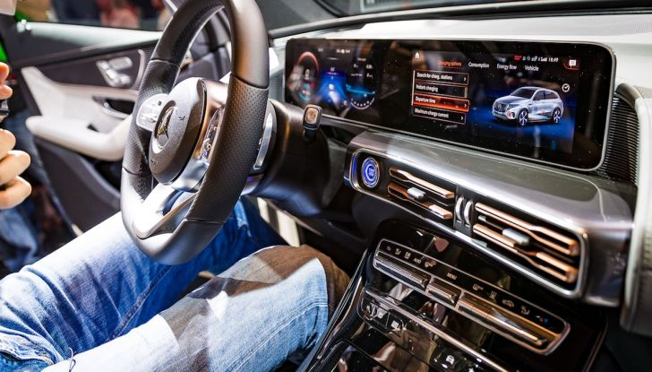 Mercedes-Benz EQC, Recensione LIVE: i tedeschi alla conquista dell'elettrico - Foto 43 di 49