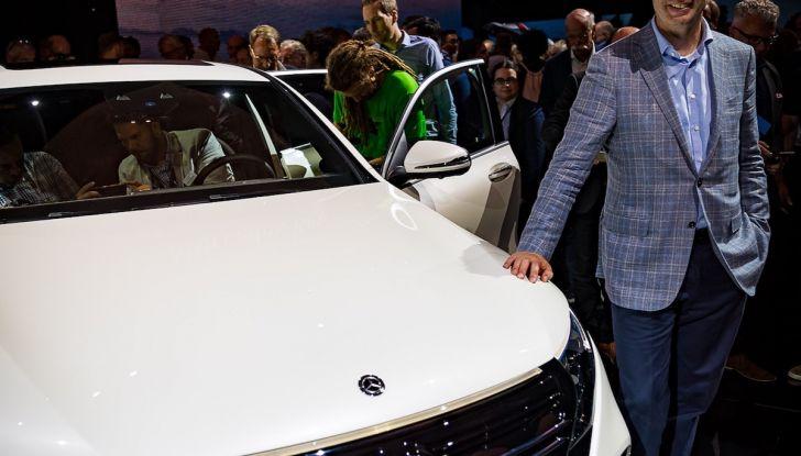 Mercedes-Benz EQC, Recensione LIVE: i tedeschi alla conquista dell'elettrico - Foto 47 di 49