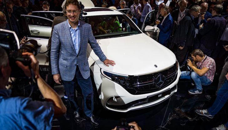 Mercedes-Benz EQC, Recensione LIVE: i tedeschi alla conquista dell'elettrico - Foto 48 di 49