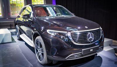 Mercedes-Benz EQC, Recensione LIVE: i tedeschi alla conquista dell'elettrico