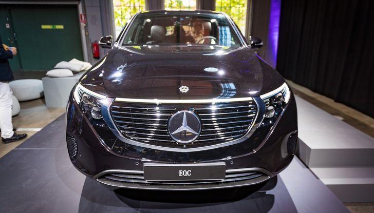 Mercedes-Benz EQC, Recensione LIVE: i tedeschi alla conquista dell'elettrico - Foto 1 di 49