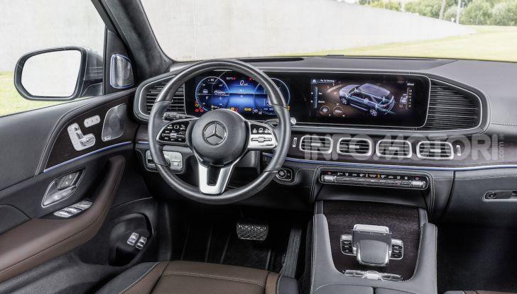 Mercedes-Benz GLE 2019: Nuovi motori, tecnologia di riferimento e comfort superlativo - Foto 8 di 38