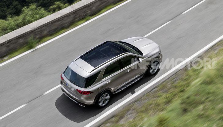 Mercedes-Benz GLE 2019: Nuovi motori, tecnologia di riferimento e comfort superlativo - Foto 17 di 38