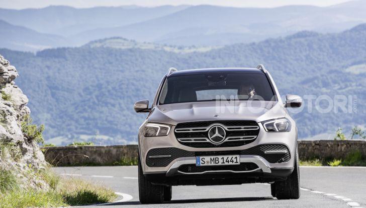 Mercedes-Benz GLE 2019: Nuovi motori, tecnologia di riferimento e comfort superlativo - Foto 4 di 38