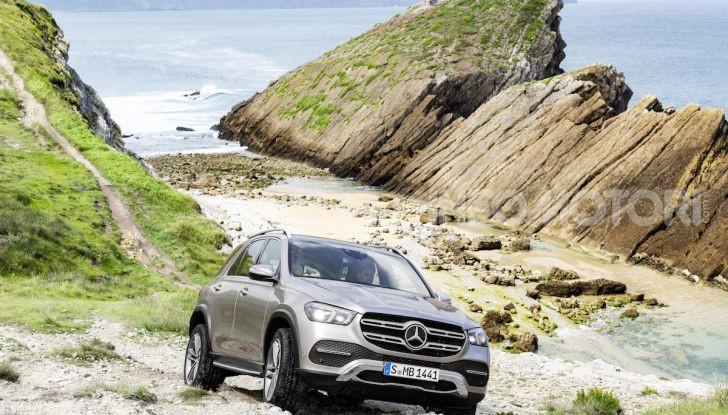 Mercedes-Benz GLE 2019: Nuovi motori, tecnologia di riferimento e comfort superlativo - Foto 3 di 38