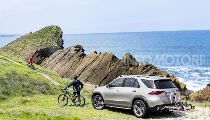 Mercedes-Benz GLE 2019: Nuovi motori, tecnologia di riferimento e comfort superlativo - Foto 18 di 38