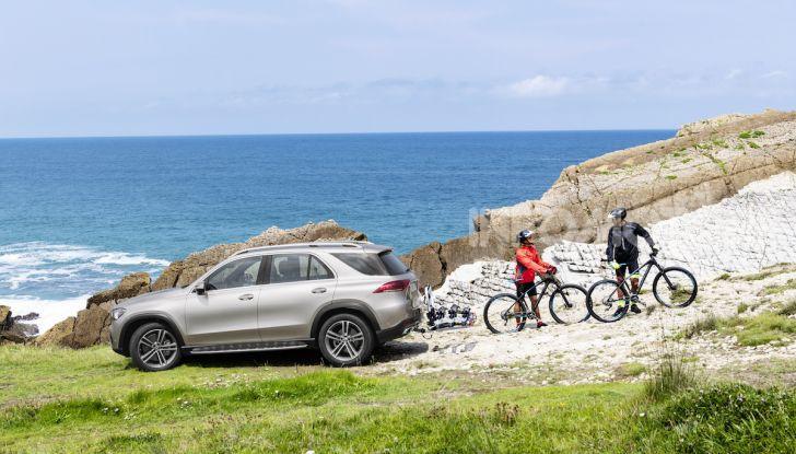Mercedes-Benz GLE 2019: Nuovi motori, tecnologia di riferimento e comfort superlativo - Foto 19 di 38