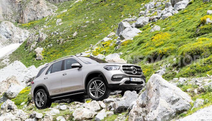 Mercedes-Benz GLE 2019: Nuovi motori, tecnologia di riferimento e comfort superlativo - Foto 20 di 38