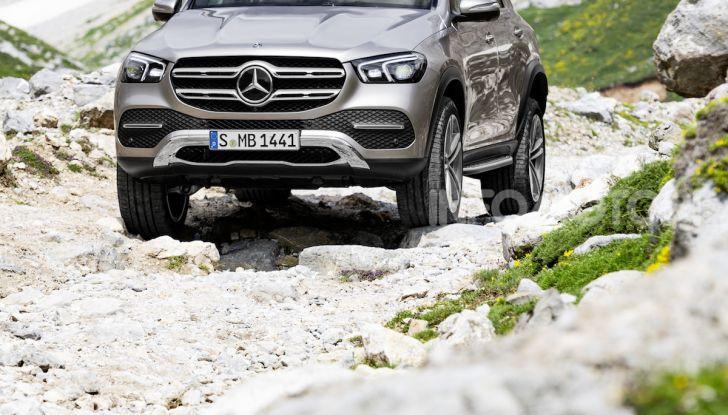 Mercedes-Benz GLE 2019: Nuovi motori, tecnologia di riferimento e comfort superlativo - Foto 21 di 38