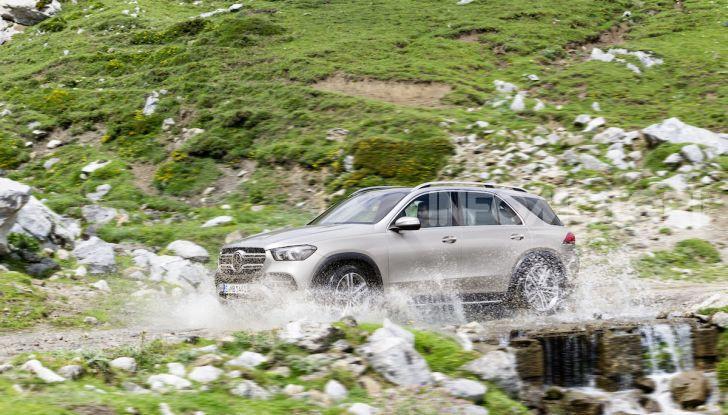 Mercedes-Benz GLE 2019: Nuovi motori, tecnologia di riferimento e comfort superlativo - Foto 23 di 38