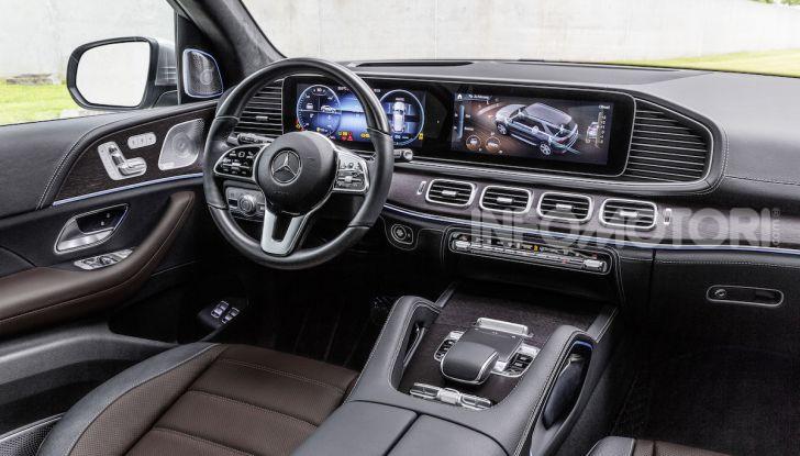 Mercedes-Benz GLE 2019: Nuovi motori, tecnologia di riferimento e comfort superlativo - Foto 9 di 38