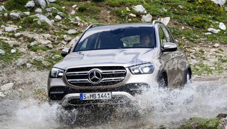 Mercedes-Benz GLE 2019: Nuovi motori, tecnologia di riferimento e comfort superlativo - Foto 1 di 38