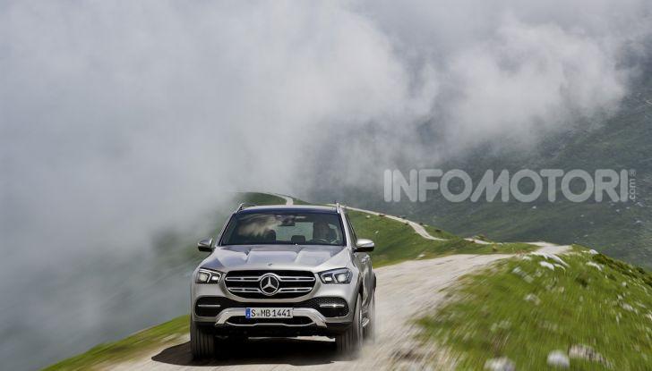 Mercedes-Benz GLE 2019: Nuovi motori, tecnologia di riferimento e comfort superlativo - Foto 6 di 38