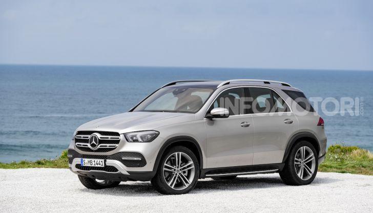Mercedes-Benz GLE 2019: Nuovi motori, tecnologia di riferimento e comfort superlativo - Foto 7 di 38