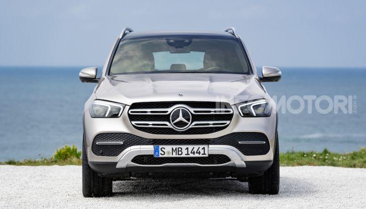 Mercedes-Benz GLE 2019: Nuovi motori, tecnologia di riferimento e comfort superlativo - Foto 25 di 38