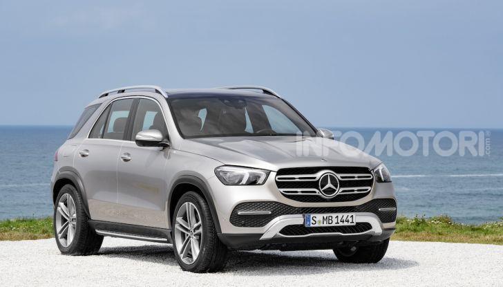 Mercedes-Benz GLE 2019: Nuovi motori, tecnologia di riferimento e comfort superlativo - Foto 5 di 38