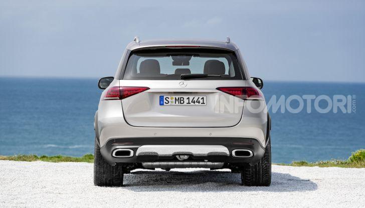 Mercedes-Benz GLE 2019: Nuovi motori, tecnologia di riferimento e comfort superlativo - Foto 26 di 38